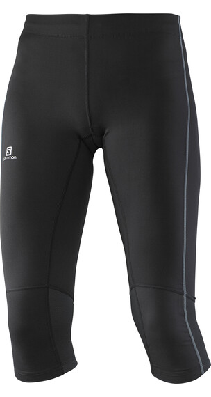 Salomon W's Agile 3/4 Tight Pant Black